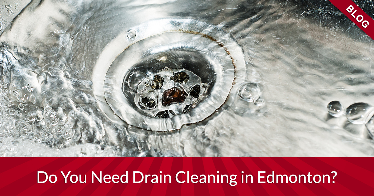 All About Edmonton Drain Cleaning | Mr  Rooter Plumbing Edmonton