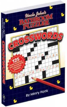 bathroom crossword puzzles
