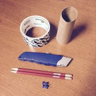 toilet roll craft supplies