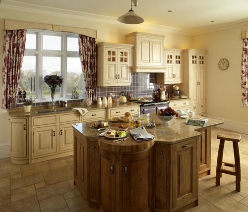 Eclectic Country Kitchen