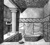 Minoan Palace's Flushing Water Closet