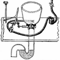 Alexander Cummings' Flushing Toilet