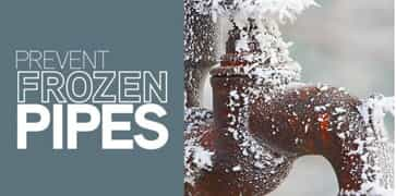 Winterize Your Plumbing and Prevent Frozen Pipes in Mississauga, Ontario