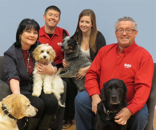Mr. Rooter Plumbing Toronto - Family Photo